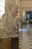 The Naples National Archaeological Museum Royalty Free Stock Images