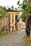 Naples starzy schodki Zdjęcia Stock