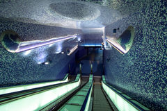 Naples subway Royalty Free Stock Photos
