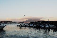 Naples. Vesuvio Stock Photos