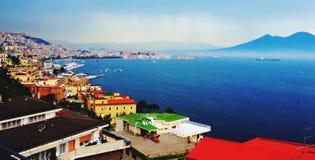 Naples stock photos