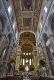 Naples, WŁOCHY, 01 CZERWIEC: Naples Katedralny Duomo Di San Gennaro w Włochy na 01 2016 Czerwu Zdjęcia Royalty Free
