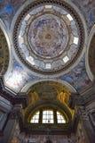 Naples, WŁOCHY, 01 CZERWIEC: Naples Katedralny Duomo Di San Gennaro w Włochy na 01 2016 Czerwu Fotografia Stock