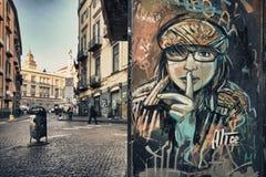 Naples, Włochy - Fotografia Royalty Free