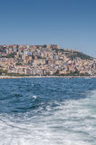 Naples waterfront Stock Photography