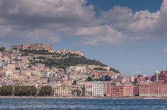 Naples waterfront Stock Image