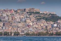 Naples waterfront Stock Photos