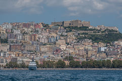 Naples waterfront Stock Images
