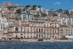 Naples waterfront Stock Photos