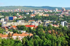 napoca Ρουμανία του Cluj Στοκ εικόνα με δικαίωμα ελεύθερης χρήσης