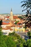 napoca Ρουμανία του Cluj Στοκ Εικόνες