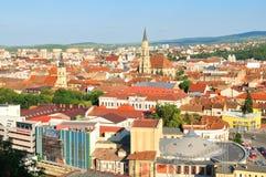 napoca Ρουμανία του Cluj Στοκ Φωτογραφία