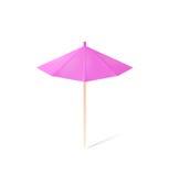 napoju parasol Zdjęcia Stock