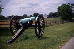 Napoleon artylerii bateria Obraz Royalty Free