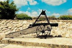 Napoleon Bonaparte Cannon Royalty Free Stock Image