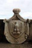 Napoleon Bonaparte Coat de brazos Fotos de archivo libres de regalías