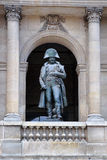 Napoleon Bonaparte statue - Les Invalides, Paris Royalty Free Stock Photography