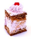 Napoleon cake Royalty Free Stock Images