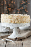 Napoleon cake Royalty Free Stock Photos