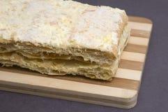 Napoleon ciasto Obrazy Stock