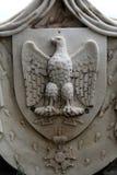 Napoleon I, escudo de armas Foto de archivo