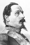 Napoleon III. Aka Louis Napoleon Bonaparte (1808-1873) on engraving from the 1800s. President of the French Second Republic and ruler of the Second French Stock Photography