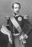 Napoleon III Royalty Free Stock Photography