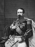 Napoleon III Royalty Free Stock Photos