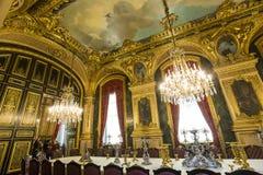 Napoleon 3 mieszkania louvre, Paryż, Francja Zdjęcie Royalty Free