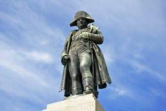 Napoleon monument in Corsica. Ajaccio Royalty Free Stock Image