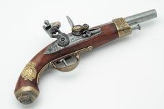 Napoleon pistolet zdjęcie royalty free