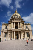 Napoleon's Domed Tomb Stock Images