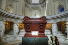 Napoleon's tomb Royalty Free Stock Photography