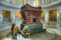 Napoleon's tomb Stock Images