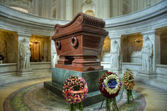 Napoleon's tomb Stock Photos