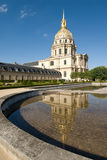 Napoleon's tomb at Les Invalides Stock Photography