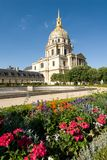 Napoleon's tomb at Les Invalides Stock Images