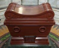Napoleon's tomb at Les Invalides Stock Photo