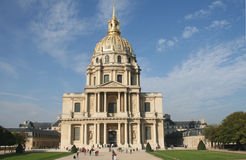 Napoleon's Tomb Paris Stock Photography