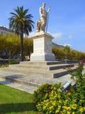 napoleon statua zdjęcia stock