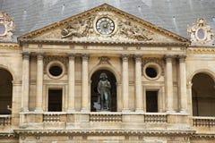 Napoleon statue Stock Photography