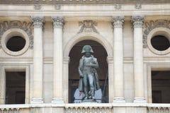 Napoleon statue Royalty Free Stock Photos