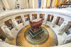 Napoleon Tomb Royalty-vrije Stock Afbeelding