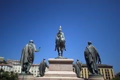 Napoleon und seine vier Brüder Lizenzfreie Stockfotos