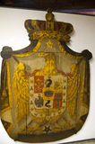 Napoleonic shield in Riva Del Garda Italy Royalty Free Stock Photos