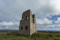 Napoleonic tower in Co. Donegal Royalty Free Stock Photography