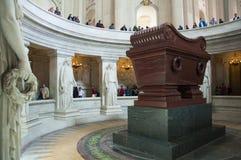 Napoleons Grab Lizenzfreies Stockbild
