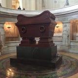 Napoleons gravvalv royaltyfri bild