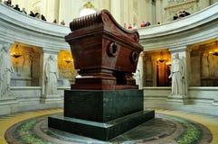 napoleonu Paris grobowiec zdjęcie stock