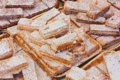 Napoletan cake Stock Image